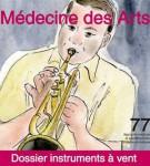 Maintenant disponible à la bibliothèque: Médecine des Arts