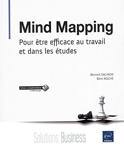 Mind mapping : pour être efficace au travail et dans les études