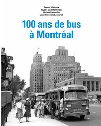 100 ans de bus à Montréal
